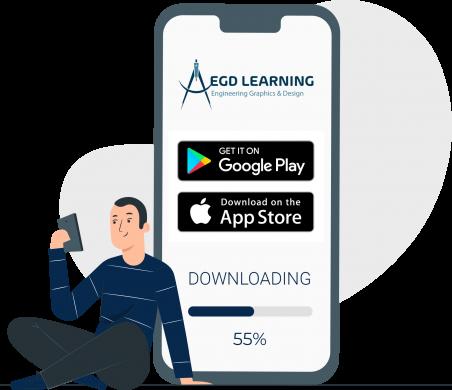 EGD Learning - Mobile App Banner